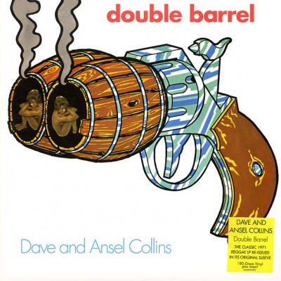 Dave & Ansel Collins - Double Barrel  (Used)
