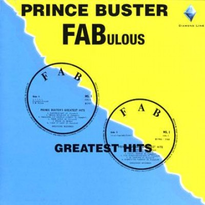[USED] Prince Buster - Fabulous Greatest Hits