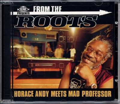 Horace Andy - From The Roots: Horace Andy Meets Mad Professor (CD)