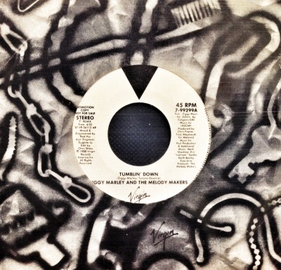 "Ziggy Marley & The Melody Makers - Tumblin Down 7"" (Used)"