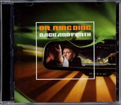 Dr. Ring Ding - Back And Forth CD