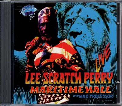 Lee Perry - Live At Maritime Hall  (CD)
