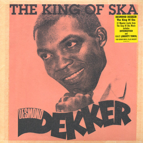 Desmond Dekker - The King Of Ska (180g)