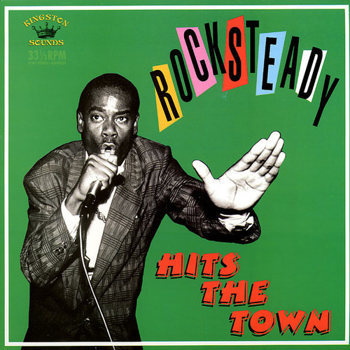 V/A- Rocksteady Hits The Town (180g)
