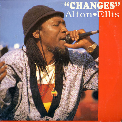 [USED] Alton Ellis - Changes