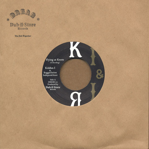 Kiddus I, Reggaelation Independance - Flying A Knots 7""