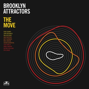 Brooklyn Attractors - The Move (LP)