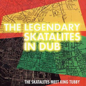 The Skatalites Meet King Tubby ‎– The Legendary Skatalites In Dub (CD)
