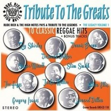 Rude Rich & The High Note - Tribute to the Greats (Used)