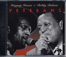 Gregory Isaacs, Dobby Dobson - Veterans (CD)