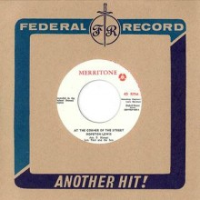 Hopeton Lewis - At The Corner Of The Street  7""