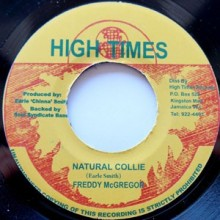Freddie McGregor - Natural Collie 7""