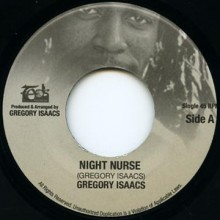 Gregory Isaacs - Night Nurse 7""