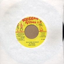 Jah Cure - Pon Dem Sunday / Version 7""