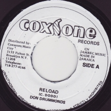 Don Drummond - Reload 7""