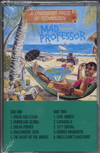 Mad Professor - A Caribbean Taste Of Technology (TAPE)
